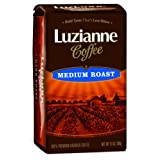 Luzianne Coffee Medium Roast 13 Ounce Bags  Pack of 3