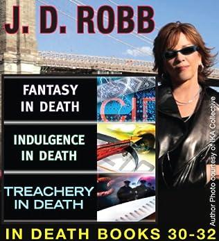 book cover of In Death Books 30-32
