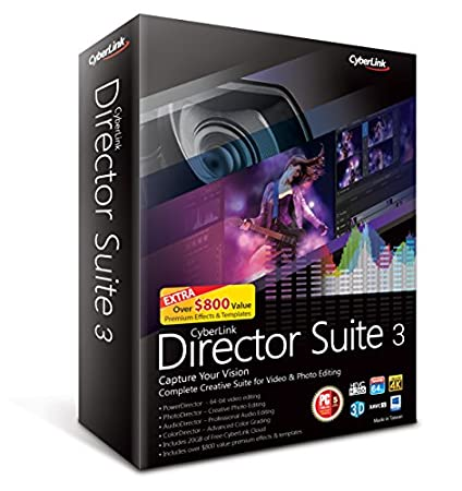 Cyberlink Director Suite 3 (PC)