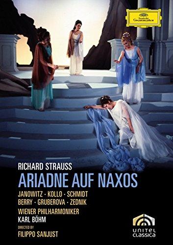 Strauss - Ariadne Auf Naxos (Bohm, Wiener Philharmoniker) [DVD] [2007]
