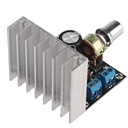 drok micro tda7377 dc12v digital audio power amplifier 35w 35w