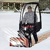 Classic Accessories 52-001-010401-00 Snow Thrower Cab