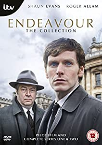 Endeavour: The Collection (Pilot Film and Series 1-2) [DVD] [2014]