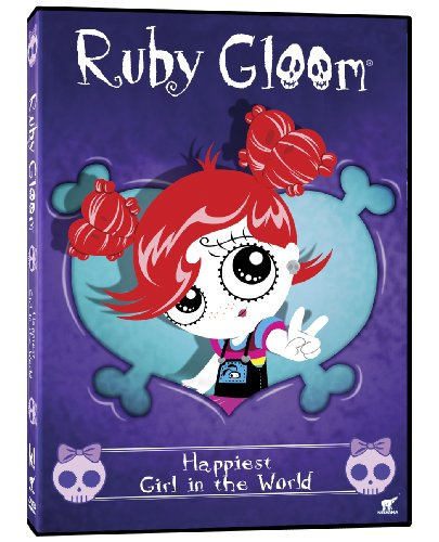 Ruby Gloom: Happiest Girl in the World [DVD] [Import]