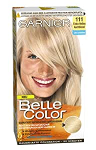 Garnier Belle Color Dauerhafte Coloration 111 Extra helles Aschblond