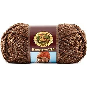 Yarn Company 1-Piece Hometown USA Yarn, El Paso Autumn: Amazon.co ...