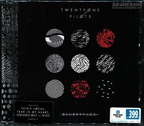 Twentyone Pilots : Blurryface by Twentyone Pilots (0100-01-01)