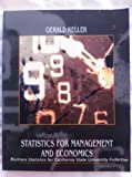 Statistics for Management and Economics Business Statistics for California State University Fullerton