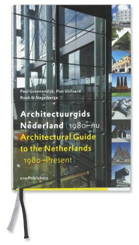 Architectuurgids Nederland (1980-nu) / Architectural Guide to the Netherlands (1980-Present)