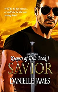 Savior by Danielle James ebook deal