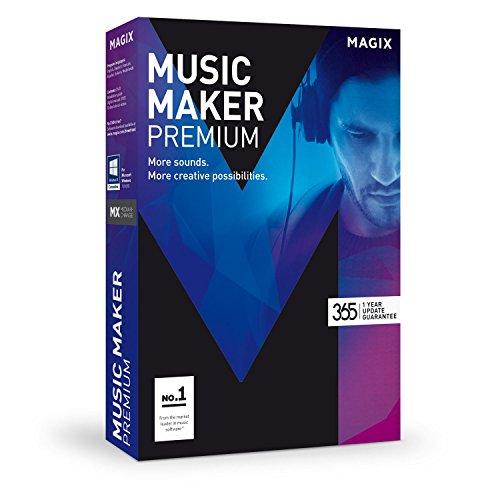 MAGIX Music Maker 2016 Premium (Beat Maker Equipment compare prices)