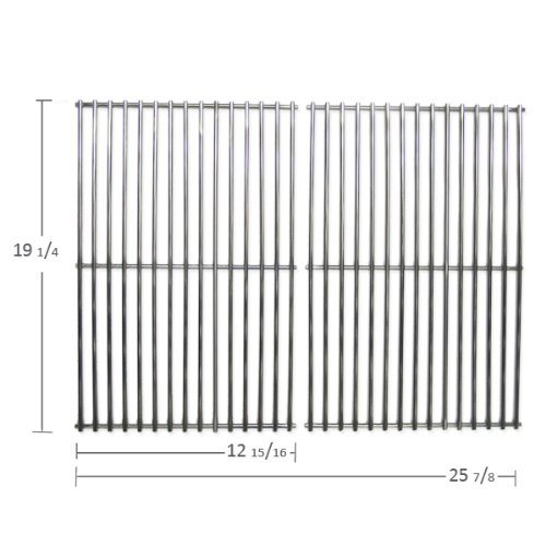 Jenn Air Stainless Steel Gas Grill front-73582