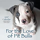 img - for For the Love of Pit Bulls 2017 Calendar book / textbook / text book