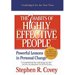 The 7 Habits of Highly Effective People (Audio CD)