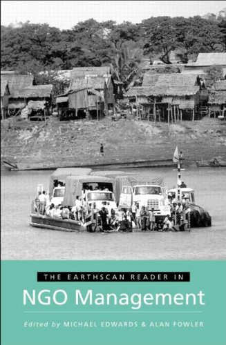 The Earthscan Reader on NGO Management (Earthscan Reader...