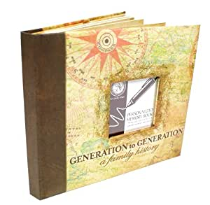 Generation to Generation a family history Memory Book Photo Album