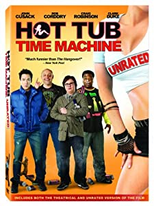 "Cover of ""Hot Tub Time Machine"""