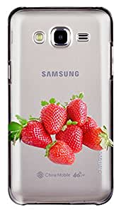 WOW Transparent Printed Back Cover Case For Samsung Galaxy J7