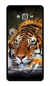 Samsung Galaxy A8 Printed Back Cover