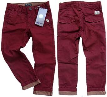 rote hose mexx jeans hose bordeaux rot 012 7 best preis. Black Bedroom Furniture Sets. Home Design Ideas
