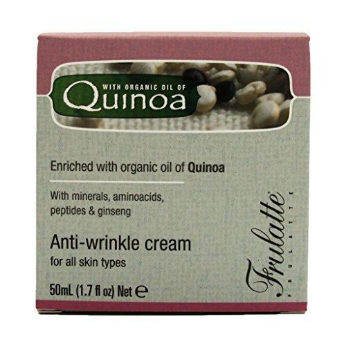 Quinoa Oil Anti Aging Creme for all skin types (1.7 oz.) by QUINOA
