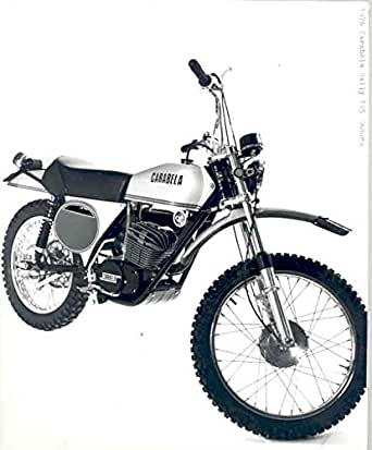 Amazon.com: 1976 Carabela Rally 175 Enduro Motorcycle Photo