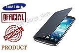 Samsung EF-FI915BBEGIN Crater Flip cover for Galaxy Mega 5.8 (Black)