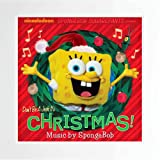 SpongeBob: It's Christmas Album Cover Art Print