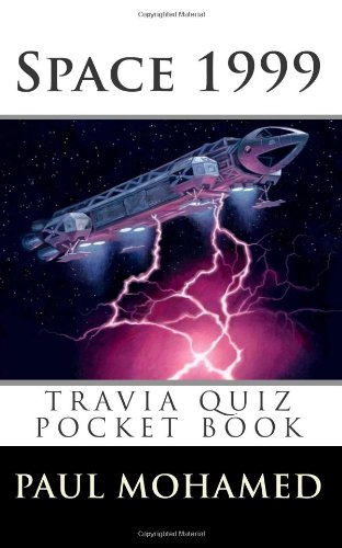 Space 1999 Travia Quiz Pocket Book