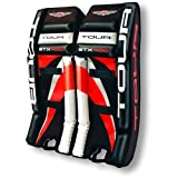 Tour Hockey 400 Youth Roller Hockey Goalie Pads 27 Inches
