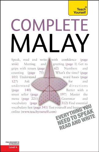 Complete Malay: A Teach Yourself Guide (Teach Yourself: Level 4)