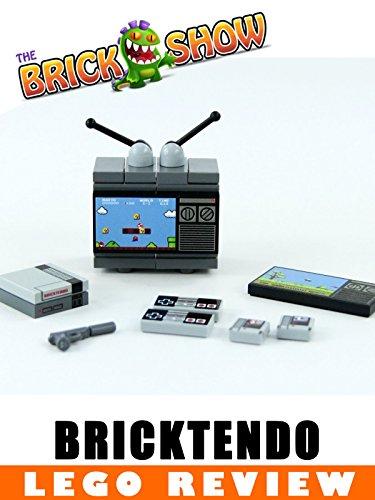Custom LEGO Nintendo Entertainment System Set Review