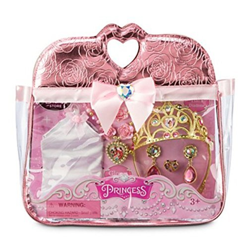 Disney Exclusive Princess Costume Accessory Set in Carrying Case