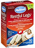 Hyland's Restful Legs, Quick-Dissolving Tablets, 50 Tablets (Pack of 4)