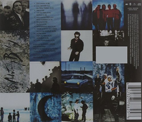 U2 - Achtung Baby [remastered] - Zortam Music