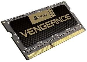 Corsair Vengeance 8GB (1x8GB) DDR3 1600 MHz (PC3 12800) Laptop Arbeitsspeicher (CMSX8GX3M1A1600C10)