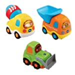 VTech Baby Toot-Toot Drivers Car Cons...