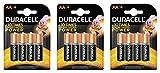 Duracell AA Alkaline Duralock Technology Battery (4 Pcs)