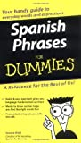 Product 0764572040 - Product title Spanish Phrases For Dummies