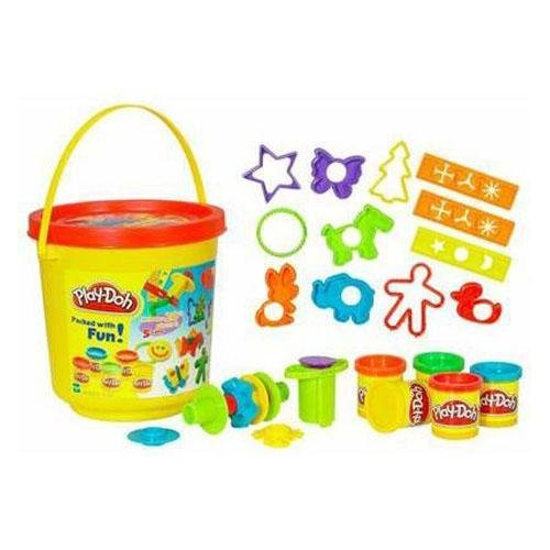 Play Doh - Packed Full of Fun Bucket