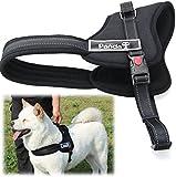 XCSOURCE® Chaleco Correa Nylon Arnés Control Acolchado Ajustable Seguridad para Perro Gato Grande Color Rojo XL PS024