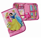 Disney Princess 13-Piece Stationery Set