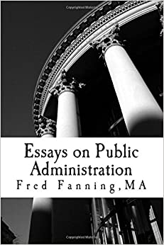 MA in Public Administration Public Policy and Analysis Exam old Papers ...