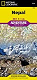 Nepal: National Geographic: Adventure Map (National Geographic: Adventure Map (3000))