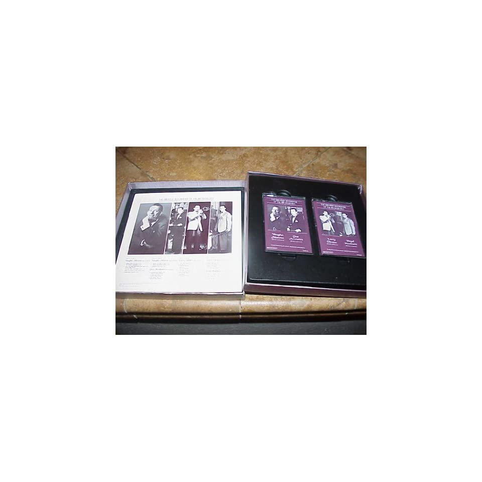 FRANKLIN MINT THE GREATEST RECORDINGS OF THE BIG BAND ERA VOLUME 5 AN 6 2 CASSETTE BOX SET VAUGHN MONROE/GUS ARNHEIM LARRY CLINTON/BOYD RAEBURN