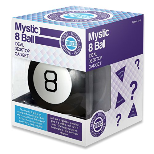 Mystic 8 Ball Ideal Desktop Gadget