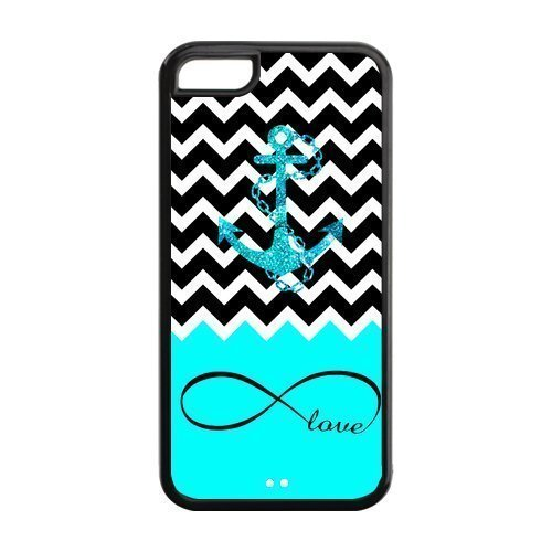anchor-infinity-design-case-for-iphone-5ccover-for-iphone-5ccase-cover-for-iphone-5c-hard-case-prote