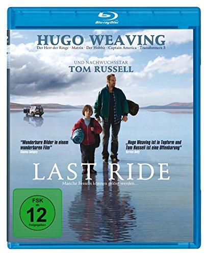 Last Ride - Manche Fesseln können gelöst werden (Blu-ray)