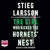 The Girl Who Kicked the Hornets' Nest | Stieg Larsson
