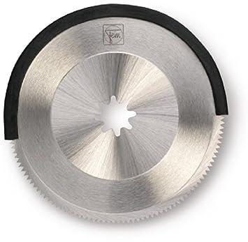 6X 22mm Lame de coupe de roue a disque Scie a bois pour perceuse Multi-outil UH